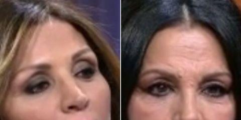 Face, Hair, Eyebrow, Nose, Cheek, Lip, Forehead, Chin, Skin, Facial expression,