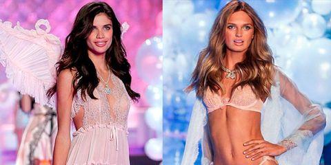 Thigh, Wing, Beauty, Fashion, Abdomen, Trunk, Fashion model, Long hair, Model, Feather,