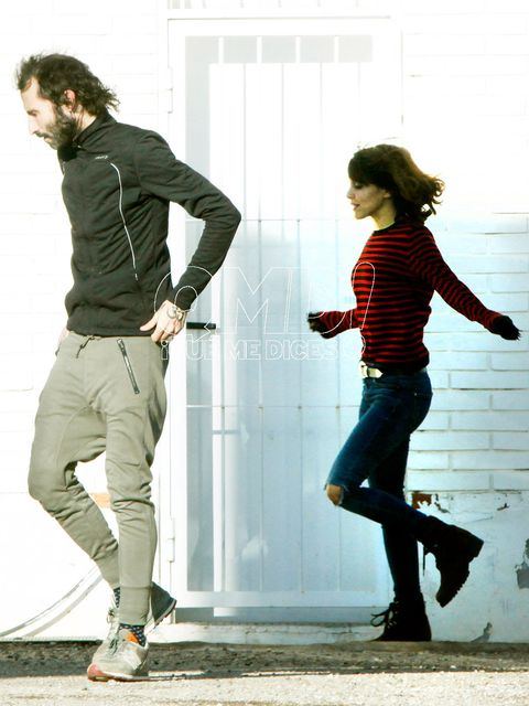 Clothing, Leg, Sleeve, Trousers, Shoe, Standing, Shirt, Textile, Joint, Outerwear,
