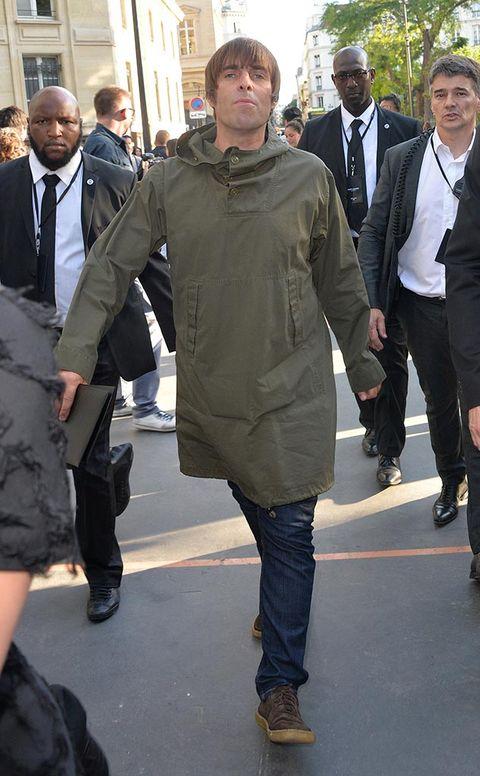 Clothing, Footwear, Leg, Coat, Trousers, Jacket, Shoe, Outerwear, Winter, Standing,