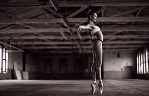 Shoulder, Standing, Photograph, Human leg, Style, Monochrome, Waist, Black, Muscle, Darkness,