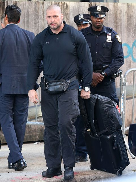 Police, Standing, Cap, Uniform, Police officer, Law enforcement, Suit, Official, Security, Peaked cap,