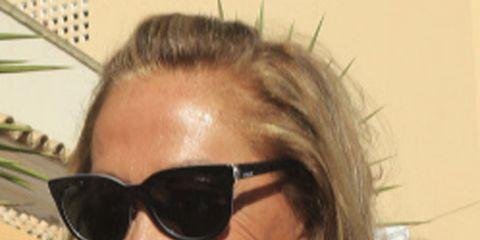 Eyewear, Hair, Face, Glasses, Nose, Vision care, Earrings, Lip, Cheek, Hairstyle,