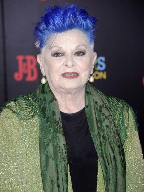 Hair, Face, Green, Blue, Fashion, Hairstyle, Eyebrow, Lip, Forehead, Human,