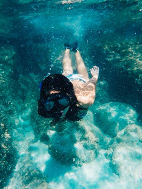 Fluid, Fun, Water, Recreation, Mammal, Leisure, Personal protective equipment, Swimming pool, Aqua, Youth,