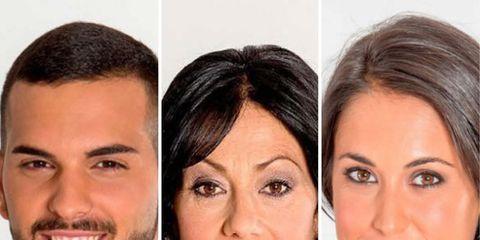 Nose, Smile, Lip, Cheek, Eye, Hairstyle, Skin, Chin, Forehead, Eyebrow,