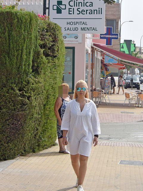Photograph, Green, Street, Snapshot, Pedestrian, Fashion, Street fashion, Tourism, Vacation, Road,