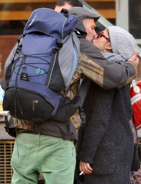 Bag, Luggage and bags, Pocket, Backpack, Flag,