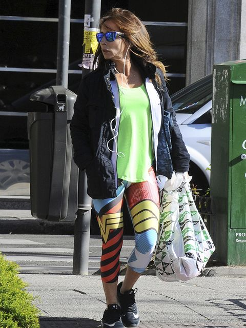 Street fashion, Clothing, Photograph, Green, Fashion, Sunglasses, Snapshot, Eyewear, Tights, Footwear,