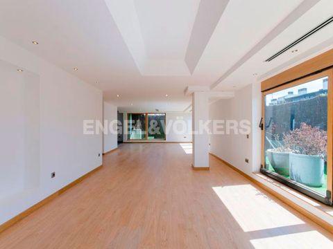 Property, Floor, Wood flooring, Room, Building, Ceiling, Laminate flooring, Interior design, Real estate, Hardwood,