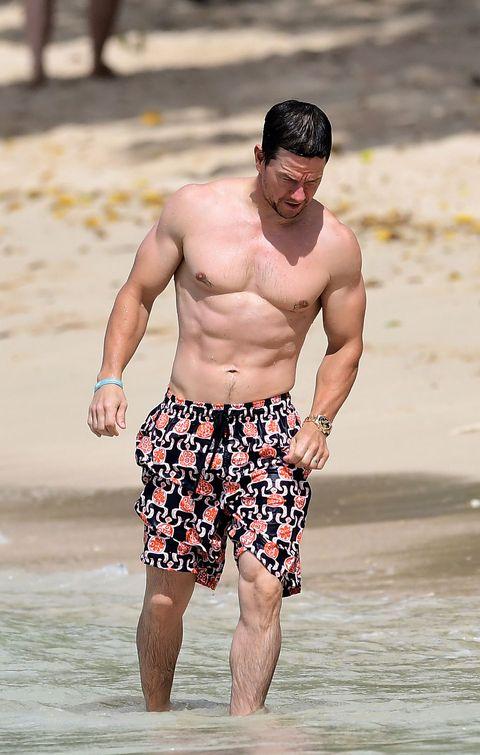 Barechested, board short, Muscle, Beach, Trunks, Vacation, Shorts, Fun, Chest, Summer,