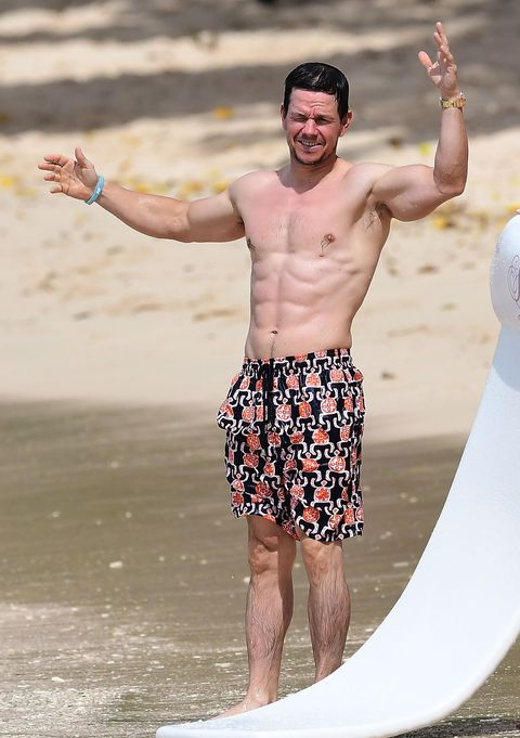 Barechested, board short, Muscle, Trunks, Vacation, Fun, Arm, Summer, Chest, Beach,
