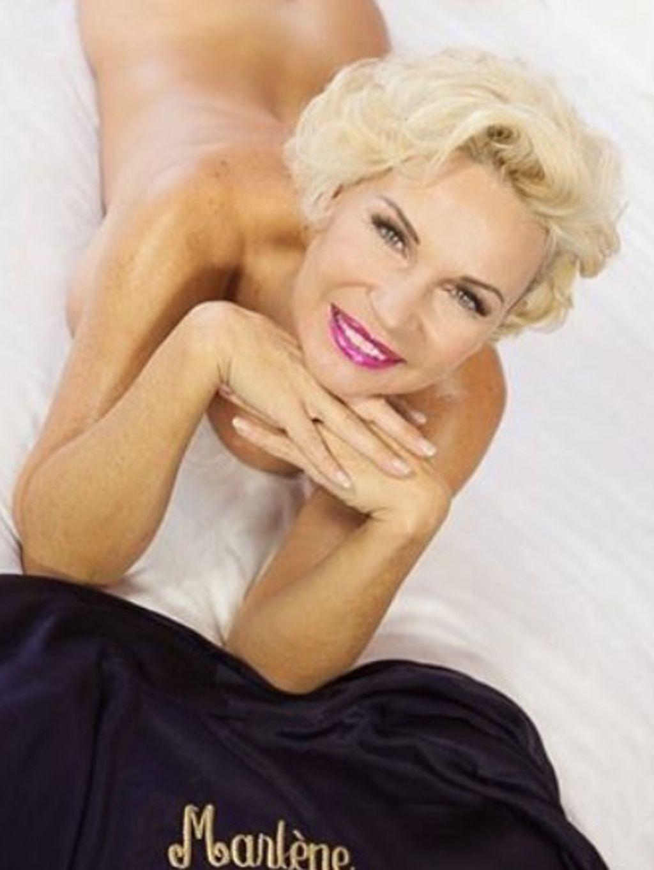 Marlene Mourreau Se Desnuda Para Primera Línea