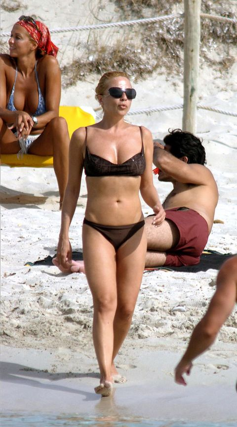 Bikini, Undergarment, Clothing, Swimwear, Lingerie, Vacation, Leg, Fun, Sun tanning, Summer,