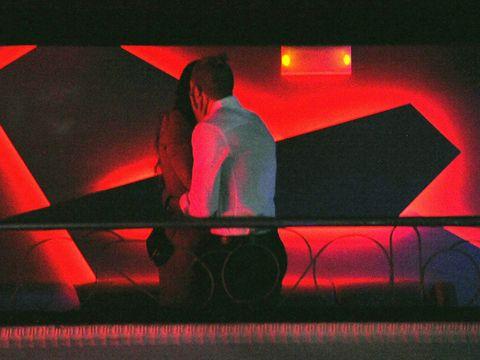 Visual effect lighting,