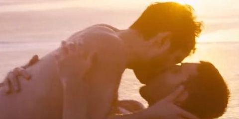 Skin, Photograph, Liquid, Summer, People in nature, Romance, Sunlight, Interaction, Love, Muscle,