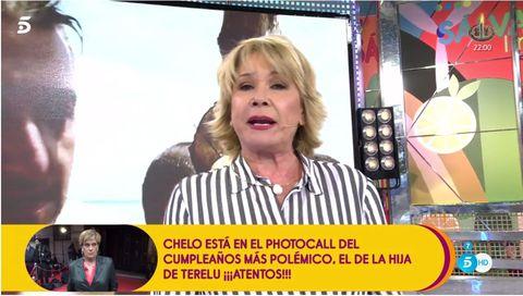Mila Ximénez amenaza a Fernando Marcos tras hacerlo con su padre