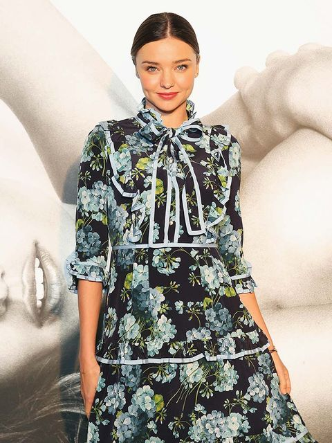 Fashion model, Clothing, Green, Fashion, Pattern, Dress, Waist, Neck, Yellow, Design,