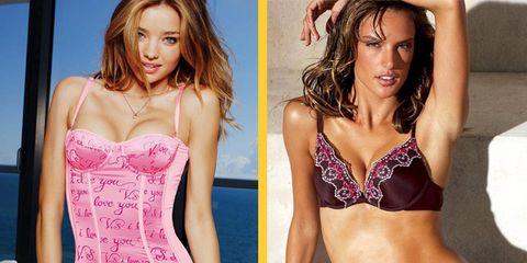 Hairstyle, Skin, Thigh, Brassiere, Trunk, Pink, Abdomen, Beauty, Undergarment, Lingerie,