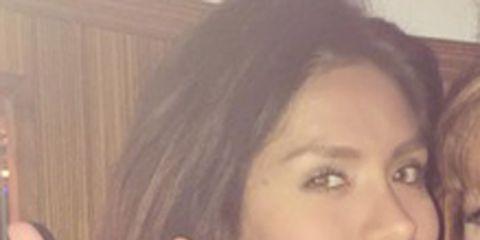 Nose, Finger, Lip, Cheek, Brown, Hairstyle, Chin, Forehead, Eyebrow, Wrist,