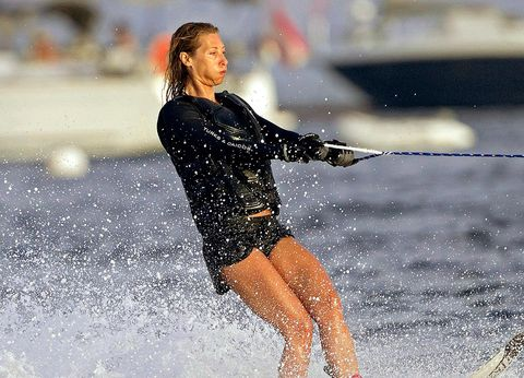 Sports, Waterskiing, Recreation, Fun, Towed water sport, Individual sports, Axel jump, Sports equipment, Surface water sports, Competition event,