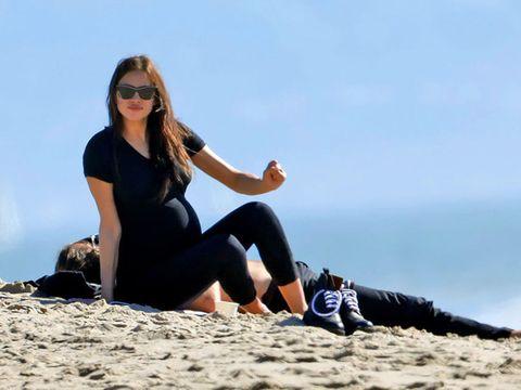 Photo shoot, Eyewear, Sand, Sitting, Photography, Vacation, Fun, Beach, Leg, Summer,