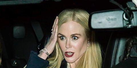 Nose, Mouth, Eyebrow, Eyelash, Wrist, Watch, Employment, Blond, Leather, Bracelet,