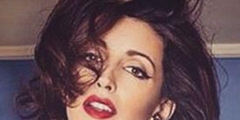 Lip, Cheek, Hairstyle, Chin, Forehead, Eyebrow, Style, Eyelash, Black hair, Beauty,