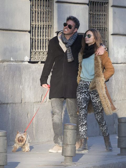Clothing, Eyewear, Vision care, Trousers, Coat, Sunglasses, Outerwear, Goggles, Jacket, Street fashion,