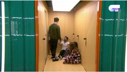 Room, Restroom, Door,