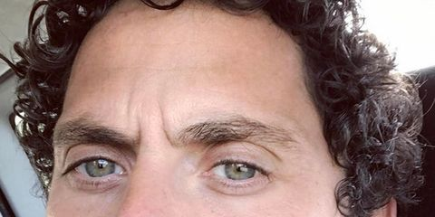 Facial hair, Face, Hair, Beard, Moustache, Forehead, Eyebrow, Nose, Chin, Head,