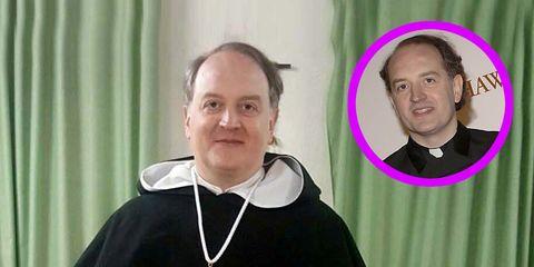 Head, Eye, Sleeve, Priesthood, Clergy, Bishop, Bishop, Presbyter, Nuncio, Cardinal,