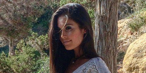 Hairstyle, Black hair, Beauty, Long hair, Sunlight, Model, Portrait, Portrait photography, Fashion model, Photo shoot,