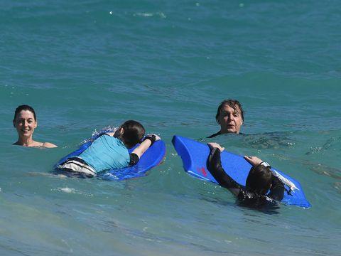 Fun, Recreation, Water, Leisure, Mammal, Outdoor recreation, People in nature, Summer, Vacation, Liquid,