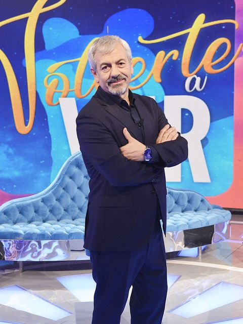 Blue, Electric blue, Majorelle blue, Cobalt blue, Suit trousers, Couch, Moustache, Beard, Television program, Wrinkle,