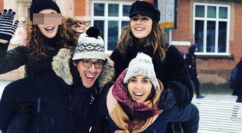 People, Beanie, Knit cap, Youth, Fun, Friendship, Smile, Headgear, Cool, Cap,
