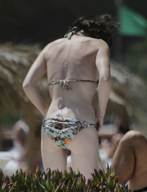 Swimwear, Summer, Chest, Trunk, Undergarment, Muscle, Back, Swimsuit bottom, Bikini, Abdomen,