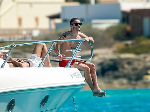 Blue, Water, Leisure, Vacation, Turquoise, Fun, Vehicle, Summer, Recreation, Boat,