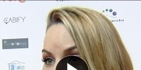 Nose, Lip, Cheek, Hairstyle, Skin, Chin, Forehead, Eyelash, Eyebrow, Earrings,