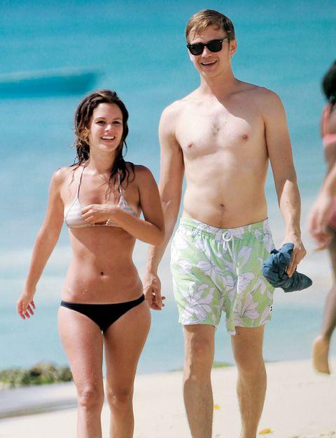 Clothing, Eyewear, Hair, Leg, Vision care, Fun, Human body, People on beach, Photograph, Hand,