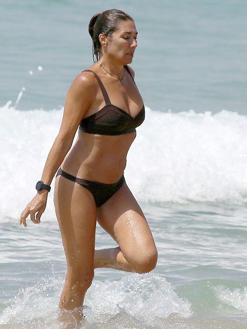 Bikini, Undergarment, Swimwear, Clothing, Beauty, Vacation, Beach, Leg, Summer, Thigh,