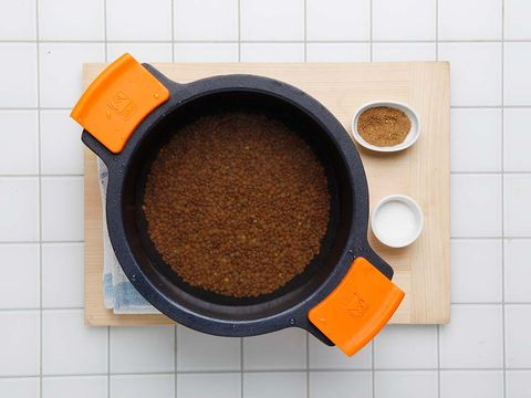 Coffee filter, Cuisine, Pumpkin pie spice, Food, Small appliance, Dish,
