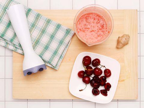 Food, Cuisine, Dish, Cherry, Ingredient, Pomegranate, Fruit, Jam, Breakfast, Produce,