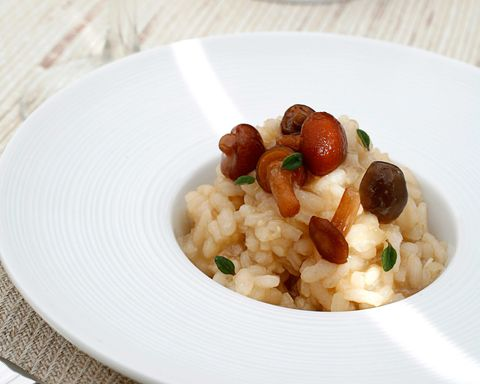 Dish, Cuisine, Food, Risotto, Rice, White rice, Ingredient, Arborio rice, Jasmine rice, Steamed rice,