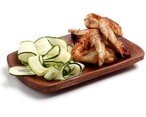 Food, Ingredient, Cuisine, Recipe, Dish, Chicken meat, Meat, Serveware, Vegetable, Dishware,