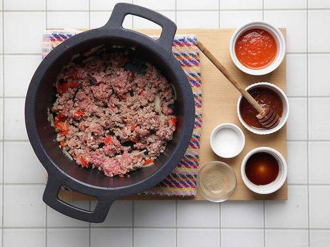 Food, Cuisine, Ingredient, Serveware, Bowl, Condiment, Tableware, Meal, Sauces, Dish,