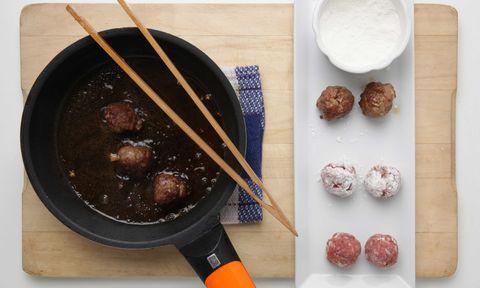Food, Cuisine, Dishware, Ingredient, Dish, Recipe, Plate, Kitchen utensil, Serveware, Cooking,