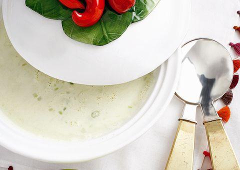 Receta:Sopa de elote (maíz)