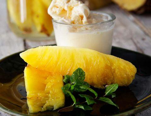 Food, Yellow, Cuisine, Ingredient, Dish, Tableware, Recipe, Ice, Produce, Garnish,
