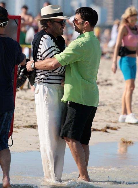 Vacation, Barefoot, Interaction, Fun, Tourism, Leg, Summer, Beach, Sun hat, Hat,
